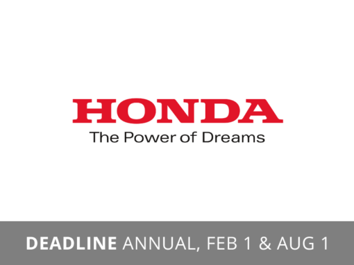 American Honda Foundation's Youth Education Grants