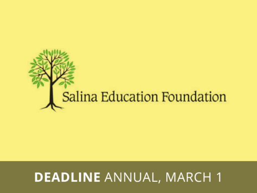 Salina Education Foundation