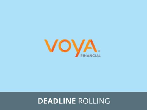 Voya Foundation
