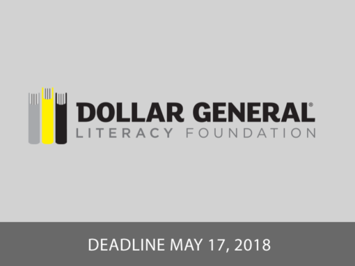 Dollar General Youth Literacy