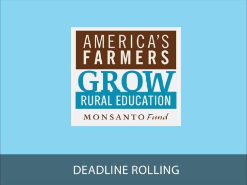 America's Farmers Grow America
