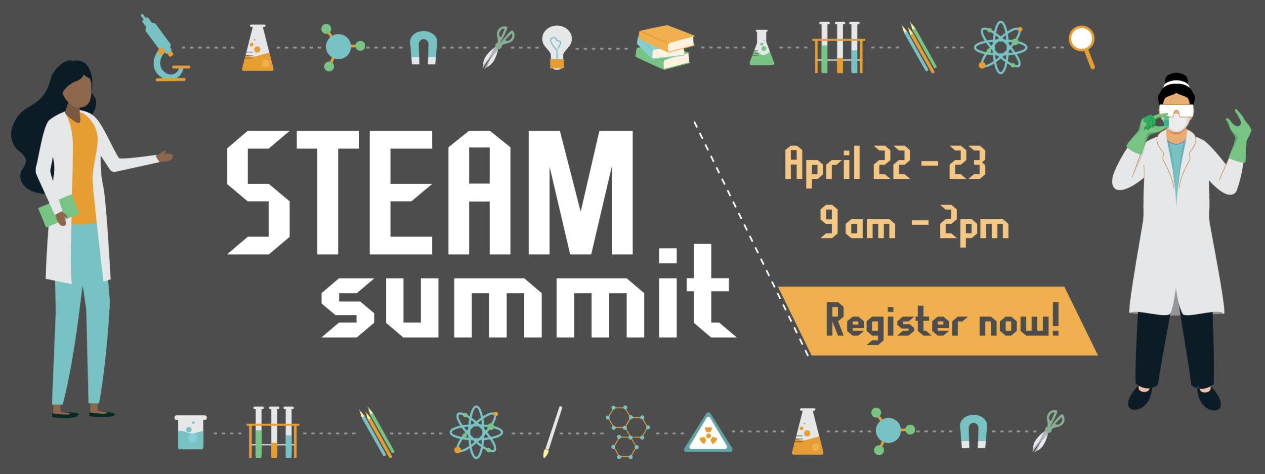 STEAM Summit | Kansas Enrichment Network